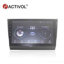 راديو سيارة HACTIVOL 10 بوصة 1024*600 Quadcore يعمل بنظام الأندرويد 8.1 لسيارة Lifan Myway رائع ومشغل دي في دي ونظام تحديد المواقع والواي فاي والبلوتوث