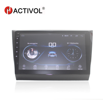 HACTIVOL 10 1024*600 Quadcore android 8.1 car radio for 2016 Lifan Myway Marvell car DVD player GPS Navi wifi bluetooth image