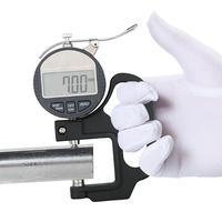 Industriële kwaliteit Digitale Display Diktemeter Digitale Display Diktemeter Papier Doek Tape Dikte Gauge
