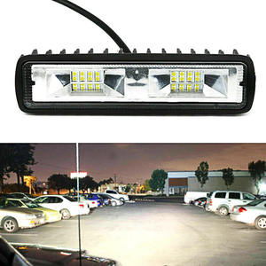 2pcs 12-24V 48W SUV Work Light