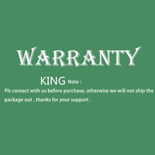 Warranty For Gotit KING French Spain Portugal Francais Arabic Set Top Box Nordic Turkey Android Box Only No channels included