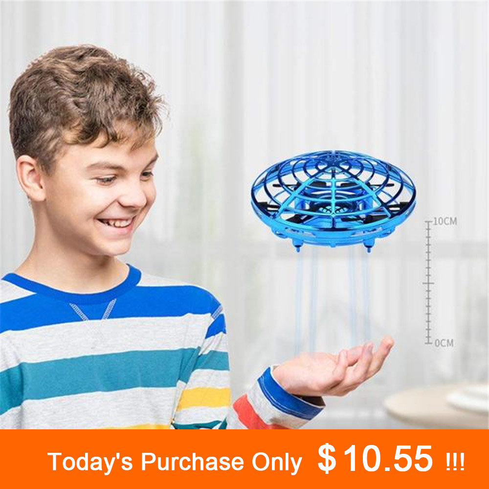 Flying Helicopter Ball Aircraft-Sensing Induction-Drone Electronic-Toy Hand-Ufo Anti-Collision