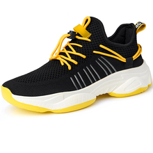 Men Brand High Top Thick Sole Superstar Sneakers Soft Men Running Shoes Zapatos Hombre Male Sport Shoes Outdoor Mens Walking Man цена 2017