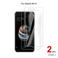 Per Xiaomi Mi A1 ( Mi 5X ) Premium 9H 2.5D 0.26mm proteggi schermo in vetro temperato pellicola protettiva HD Clear