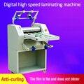 Сверхмощная машина для ламинирования цифровая высокоскоростная машина для ламинирования автоматическая подача анти-завивки ленты для рез...