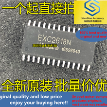 10pcs only orginal new EXC2618N display LED driver chip SMD SOP28 feet wide body