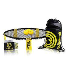 Spike Ball Game Set Mini Beach Lawn Volleyball With 3 Balls  Spikeball Fitness Equipment For Outdoor Team Sports
