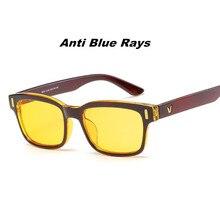 Anti raios azuis óculos de computador homem luz azul jogos óculos de proteção feminino n187