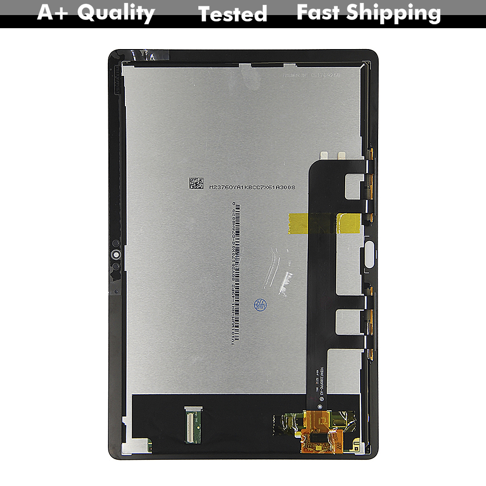Free Tools For 10.1 Huawei MediaPad M5 Lite LTE 10 BAH2-L09 BAH2-L09C Bach2-L09C Touch Screen Digitizer Lcd Display Assembly