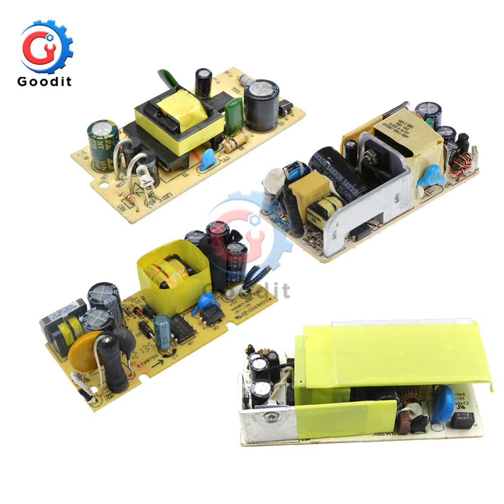 AC 100V-240V to DC 5V 2A/2.5A <font><b>12V</b></font> 1A/2A/3A 24V <font><b>1.5A</b></font> Switch <font><b>Power</b></font> <font><b>Supply</b></font> Module Overvoltage Overcurrent Short Circuit Protection image