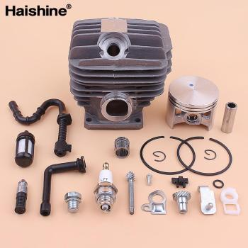52mm Cylinder Piston Kit For Stihl MS460 046 MS 460 Fuel Oil Filter Line Hose Chain Adjuster Tensioner Chainsaw