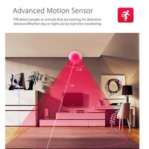 Image 4 - NEO COOLCAM Sensor de movimiento PIR inteligente WiFi, Detector de cuerpo humano, sistema de alarma de casa, Sensor PIR de movimiento inteligente, Tuya Smart Life