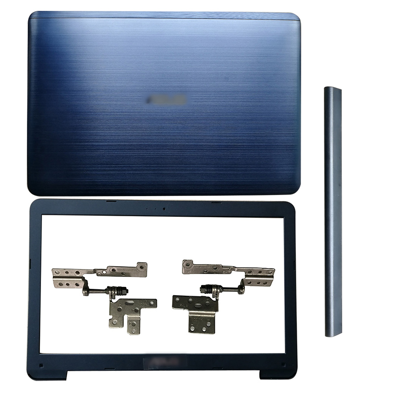 NEW LCD Back Cover/Front Bezel/Hinges/Hinges Cover For ASUS 15.6 Inch A555 A555L X555 Y583 F555 K555 W509 F554 X554 R556 VM510