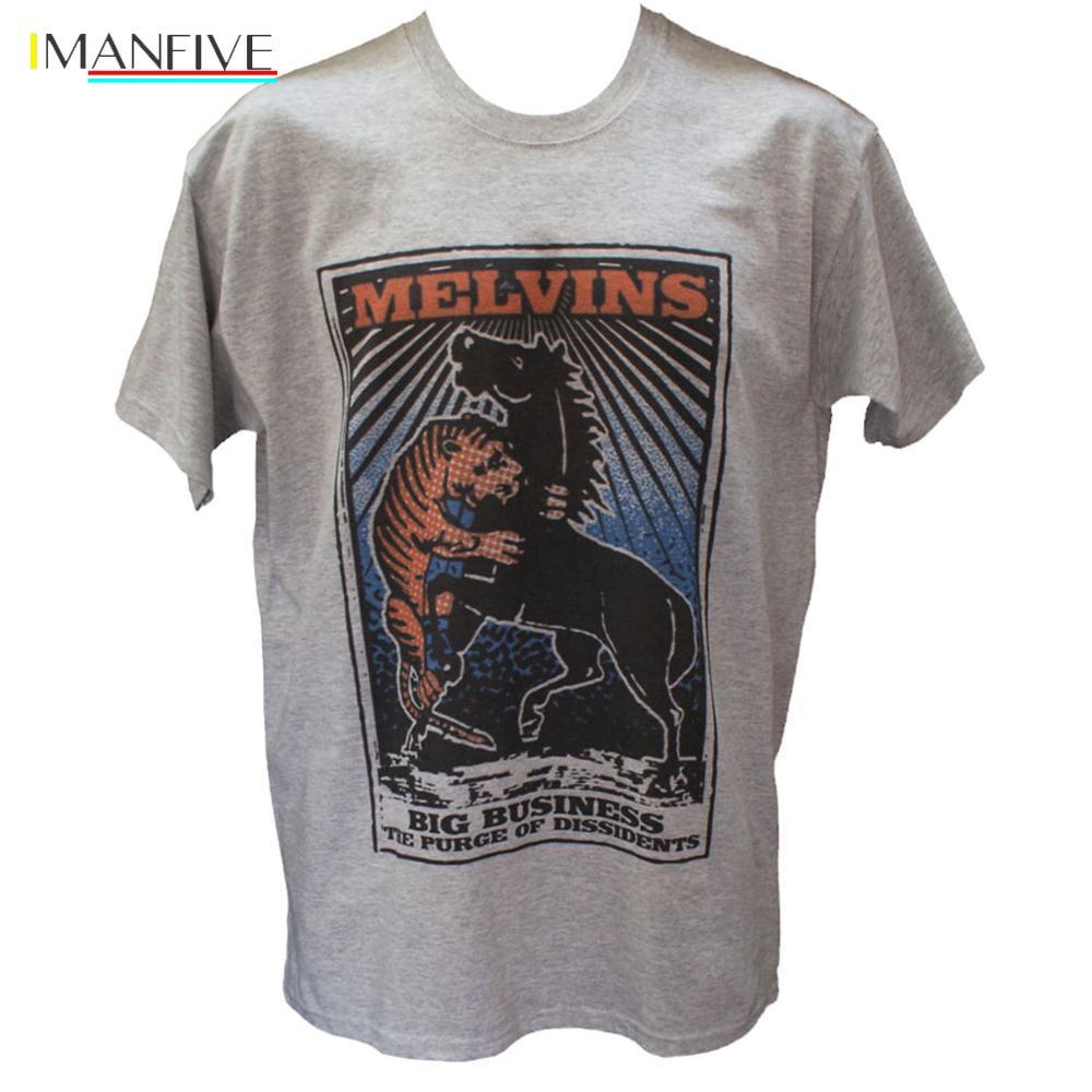 PRIMUS MELVINS METAL PUNK ROCK T-SHIRT mudhoney soundgarden S-3XL