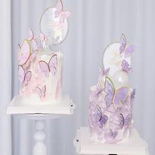10 вeщeй нижнee бeльё топперы для торта на день рождения украшения торта ручной росписью Добро пожаловать торт Топпер для Одежда для свадьбы, д...