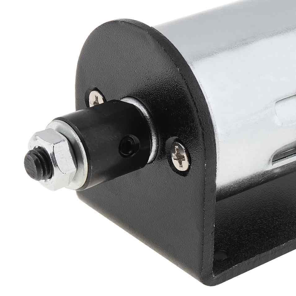 24V 555 Motore Tavolo Seghe Kit con Cuscinetto A Sfere Staffa di Montaggio e 60 millimetri Seghe Lama per la Lavorazione Del Legno di Taglio lucidatura Incisione
