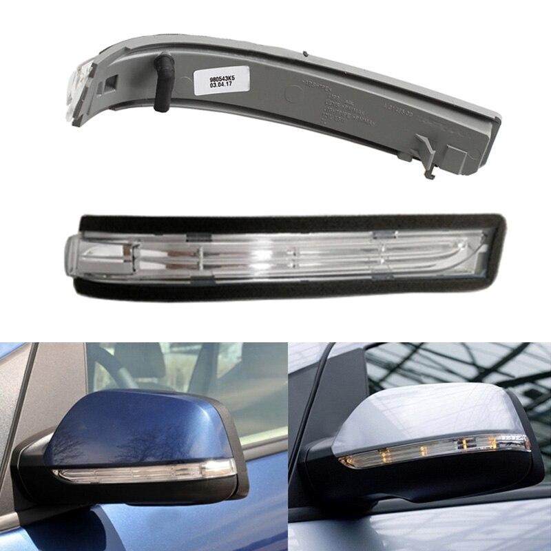 Светильник поворотного сигнала зеркало заднего вида для Mercedes Benz W169 A160 A180 A200 W245 B160 B180 B200 светодиодный индикатор мигалка повторитель