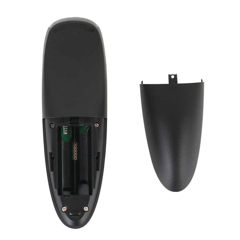 交換アンドロイドテレビボックスコンピュータ PC 音声リモコン 2.4 2.4g ワイヤレスマウスマイク