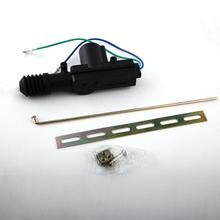 OEM 2 провода Центральный замок Блокировка 12 В DC автоматический электромагнитный привод безопасности автомобиля