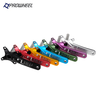 PROWHEEL 104BCD Mountain Bike Crankset Aluminum Alloy With Bottom 170mm 175mm MTB Bicycle Crank With axis 1x11Speed bike parts