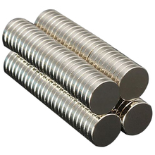 цена на 500Pcs 10x2 Exact Size D10Mm x 2Mm Strong Power Small Neodymium Fridge Magnet Ndfeb Permanent Rare Earth Diy Fasterners 10 x2Mm