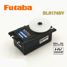 Original Futaba servo BLS174SV S.Bus2 HV high voltage brushless digital programmable servo for fixed wing ailerons 100% original power hd digital servo hd 1235mg high voltage 40kg for 1 5 car can work for futaba jr free shipping