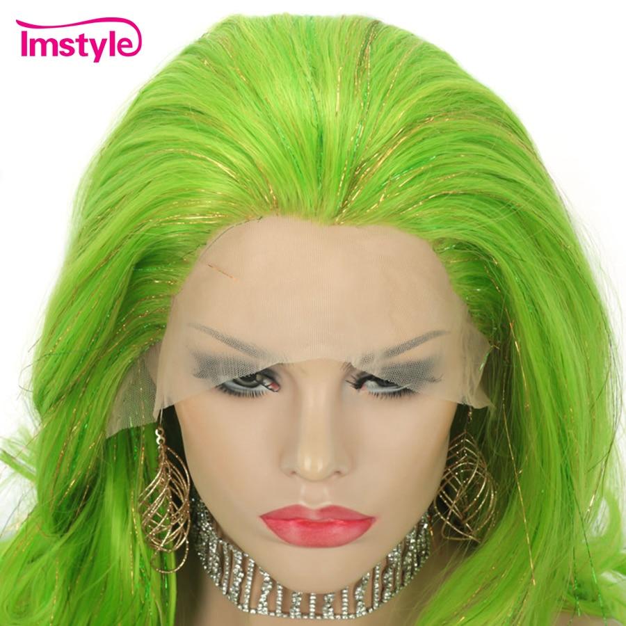 imstyle tingimento peruca verde roxo vermelho sintetico 04