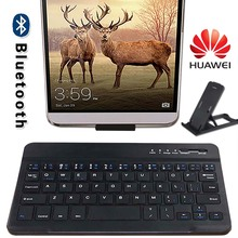 Wireless Bluetooth Keyboard for Huawei Honor Note 8/Play Tab 2/Tab 5/WaterPlay 8/MediaPad 7/M5/M6/T1/T2/T3 Tablet Rechargeable