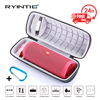 Hard Travel Carry Column Cases Pouch Cover Bag For JBL Flip 3 Flip4 Flip5 Wireless Bluetooth Speaker Extra Space For Plug&Cables