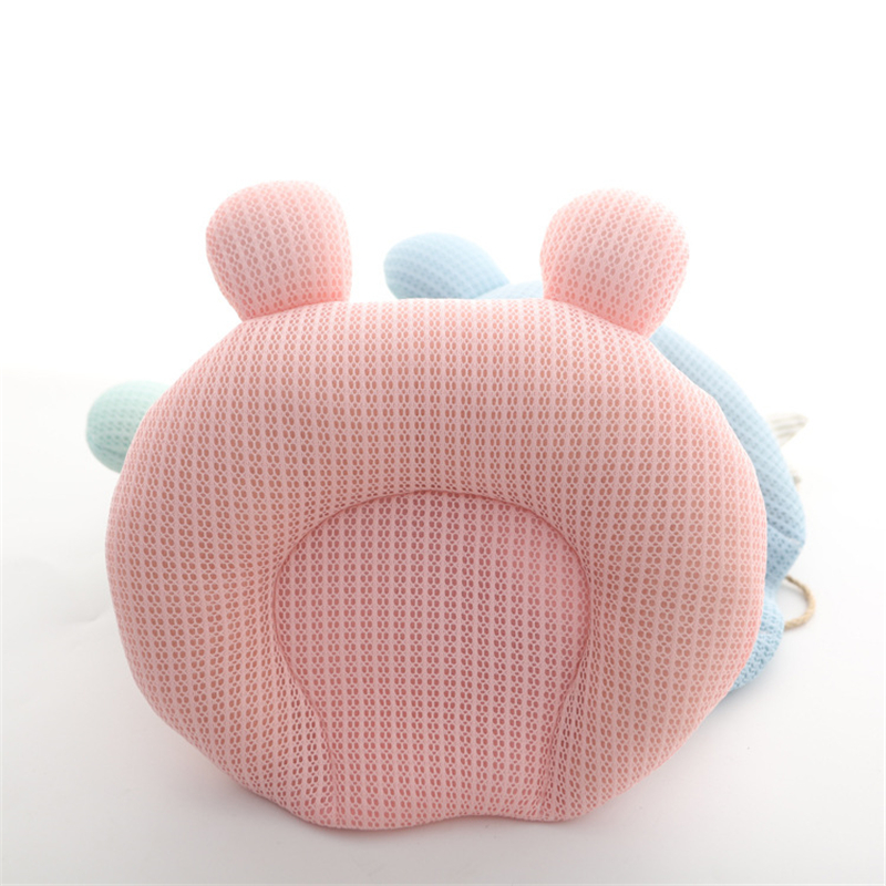 üHot DealsBaby Pillow U-Shaped Cartoon Bear Animals Stereotypes Tencel Anti-Migraine