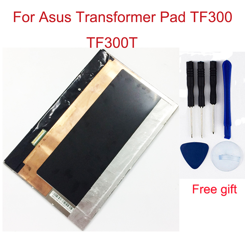 For Asus Transformer Pad TF300 TF300T LCD Display Screen Panel Monitor Module Replacement