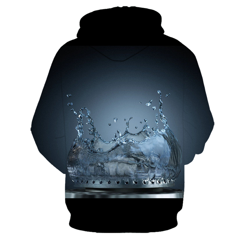 3D Printed Abstract Hoodies Men&Women 30