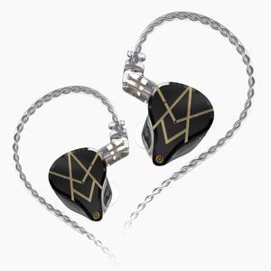 Image 5 - KZ ASX 10BA Unit 20Balanced Armature In ear Earphones HIFI Metal Monitor Headset  Sports Earbud Earphones KZ ZAX BA5 AS16 BA8