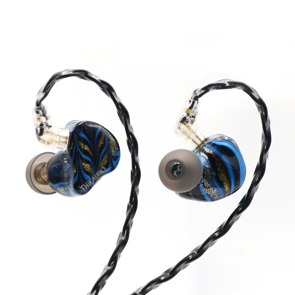 cheapest Thieaudio Legacy 3 2BA   1DD Hybrid Triple Driver In Ear Monitor for Audiophiles Musicians