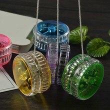 Yoyo-Ball Yo Yo Mechanism Yo-Yo-Toys Clutch Party Kids Child Flashing for Glow Entertainment-Tool