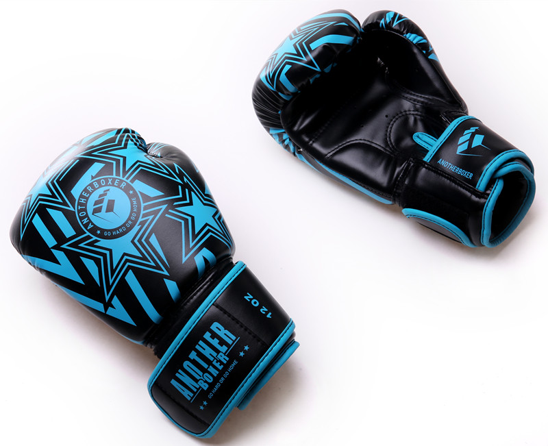H2079c5f8d1f64d208ac0fb4052c3a456H - Sleek Men's boxing gloves