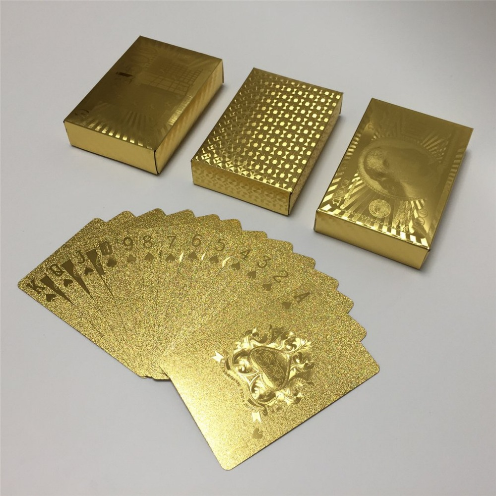 54pcs-durable-waterproof-gold-foil-plated-playing-cards-set-deck-font-b-poker-b-font-classic-magic-tricks-tool-magic-box-packed-high-quality