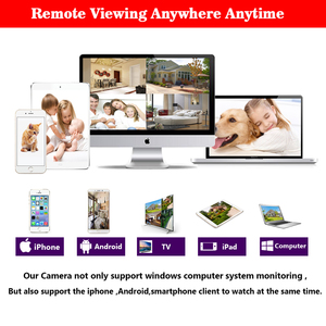Image 4 - HD 5 IN 1 5MP AHD DVR NVR XVR CCTV 8Ch 1080P 4MP 5MP Hybrid Security DVR Recorder Camera Onvif RS485 Coaxial Control P2P Cloud