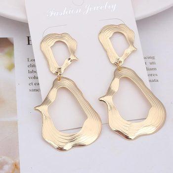 Γεωμετρικά glamour γυναικεία σκουλαρίκια Κοσμήματα Σκουλαρίκια Αξεσουάρ MSOW