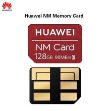 Карта памяти Huawei NM, оригинальная Стандартная карта памяти TF, два в одном, кардридер 64 ГБ, 128 ГБ, 256 ГБ, карта памяти