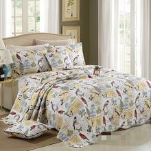 Бесплатная доставка 3 шт лоскутное одеяло в американском стиле