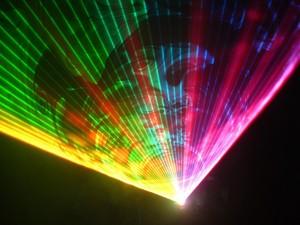 Image 5 - Free Shipping ILDA+SD Card 20W mulit color RGB Disco Laser Light ilda mini stage lighting projector