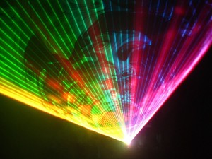 Image 5 - Бесплатная доставка, ILDA + sd карта, 20 Вт, разноцветный RGB лазерный светильник, ilda, мини сценический светильник, проектор