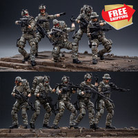 Hand made 1:18 USMC Marines Special Forces 3.75 Movable Soldier Military Model new Reissue Edition