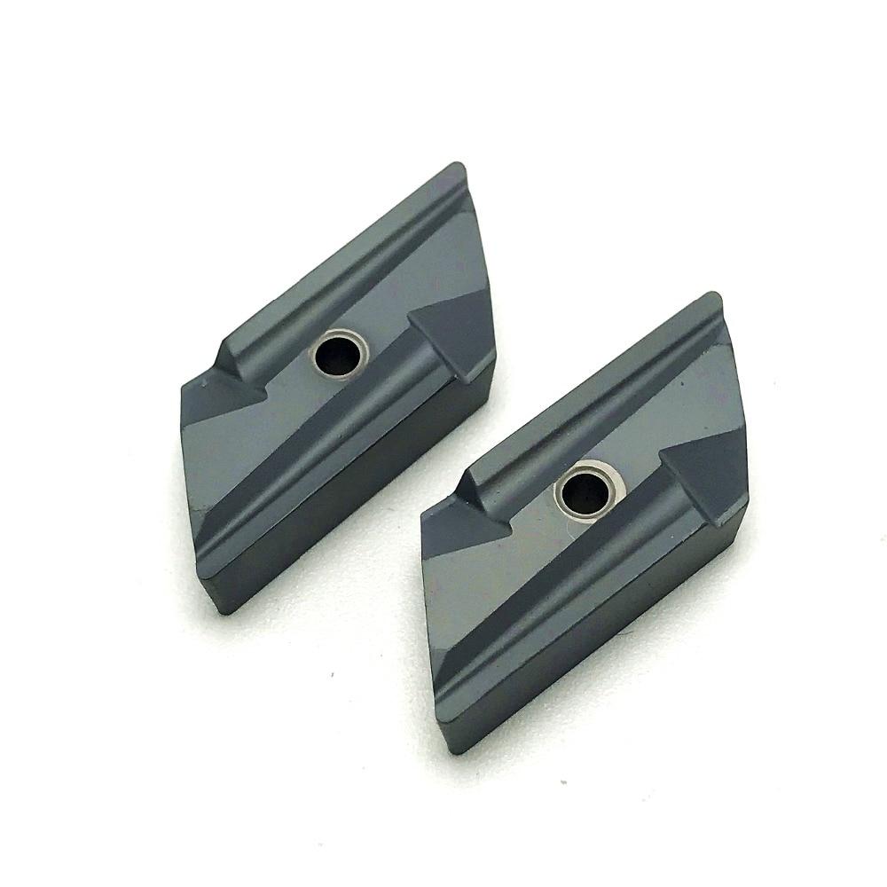 KNUX160405 R LT10 Original CARBIDE Inserts KNUX160405R Replacement Of LAMINA KNUX 160405 R LT10 CNC Blade Carbide Insert