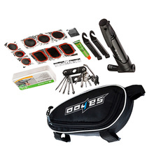 Repair-Parts Folding-Tool Bike Portable with Air-Cylinder Multifunctional 1set