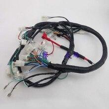 Pièces de moto, câblage électrique, ligne de câble, pour Honda CBT125 CBT 125, deux cylindres