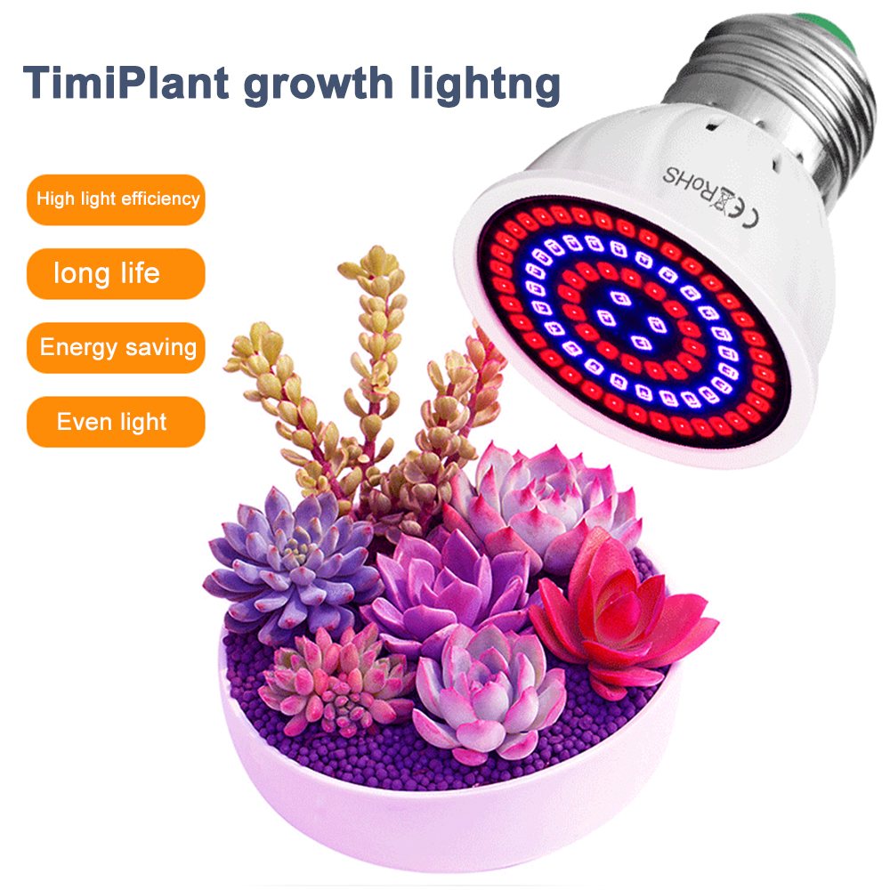 Phyto Led B22 Hydroponic Growth Light E27 Led Grow Bulb MR16 Full Spectrum 220V UV Lamp Plant E14 Flower Seedling Fitolamp GU10