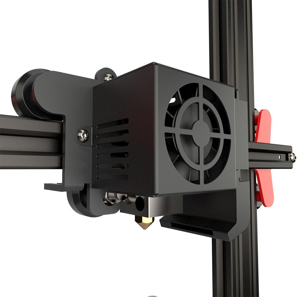 Anet et4 et4 pro impressora 3d de alta precisão tmc2208 prusa i3 fdm kit impressora 3d diy transporte a partir de moscou rússia europa armazém - 5