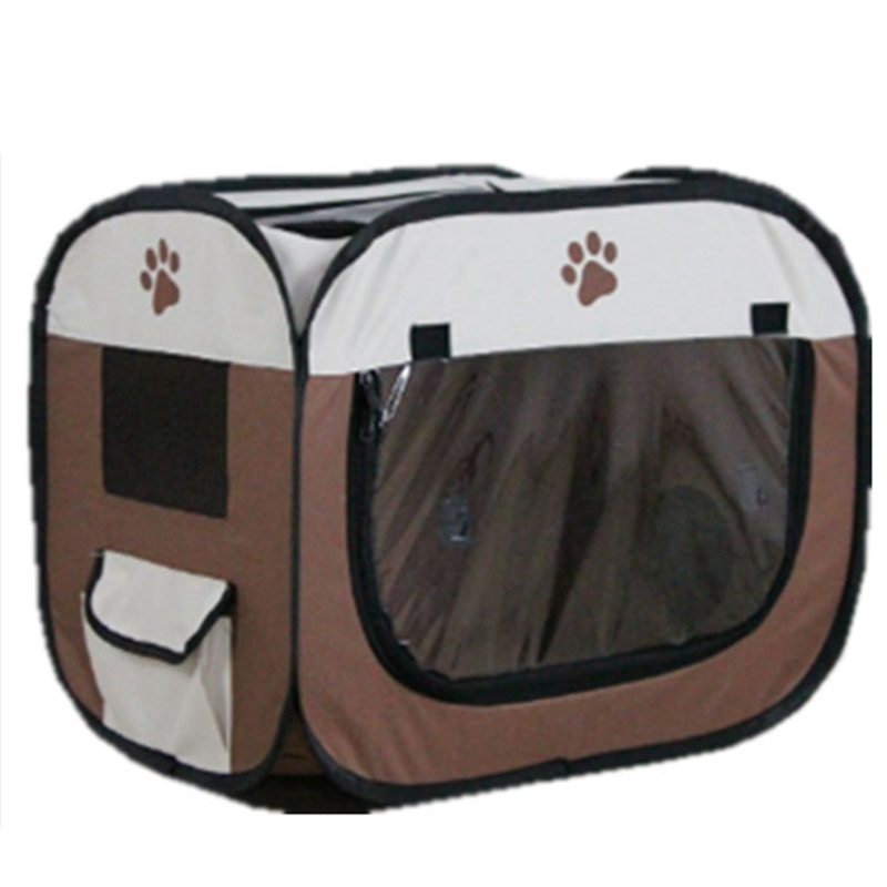 Portable Pet Drying Box Folding Dogs Hair Dryer Blow Box Grooming House Bag Pet Dry Room Cat Blow Box House